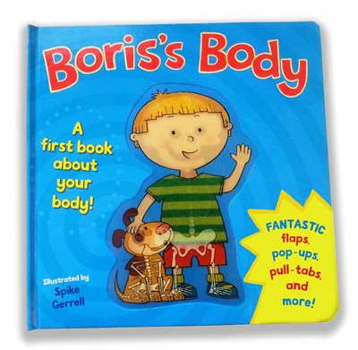 Book cover for Boris's Body